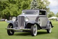 1932 Rockne Six image.