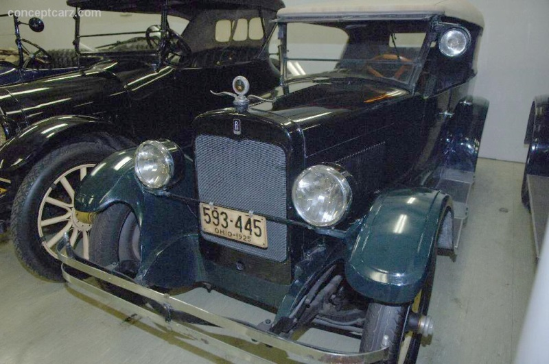 1925 Rollin Model G