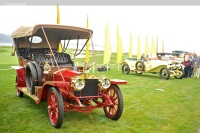 1907 Rolls-Royce 40/50 HP Silver Ghost