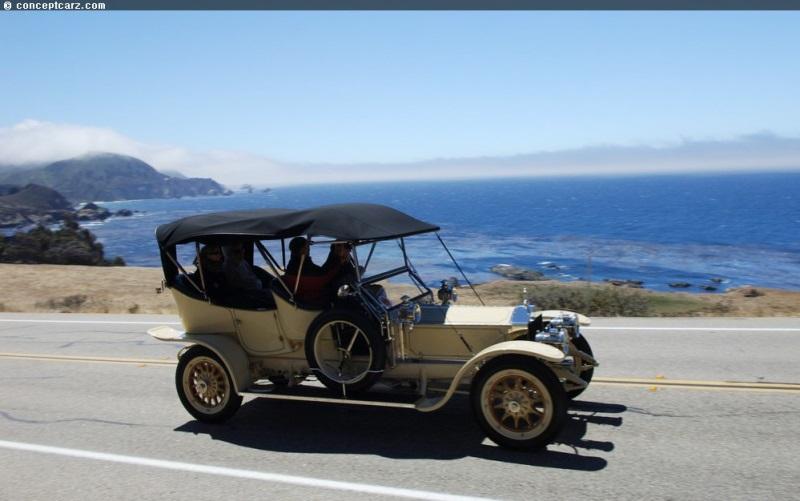 1909 Rolls-Royce Silver Ghost
