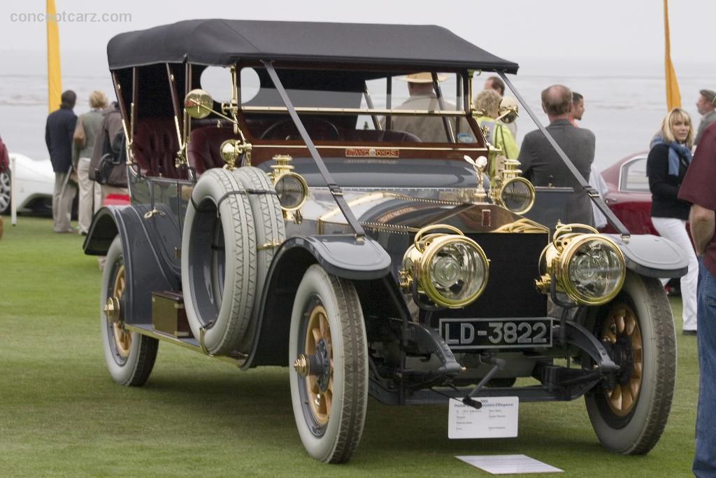 1910 Rolls Royce Silver Ghost Image Https Www