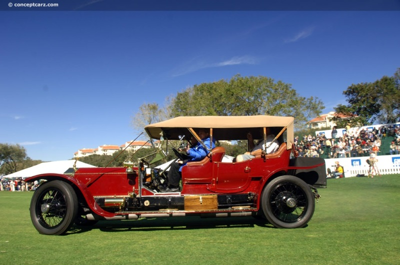 Rolls-Royce 40/50 HP Silver Ghost pictures and wallpaper