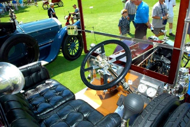 1911 Rolls-Royce 40/50 HP Silver Ghost