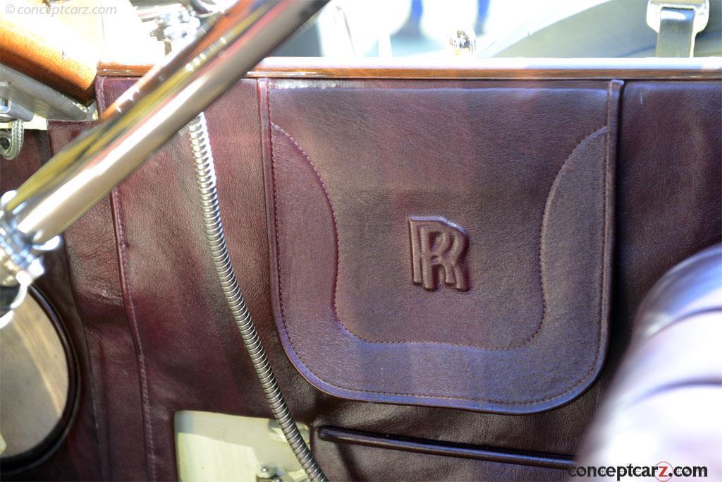 1913 Rolls-Royce Silver Ghost