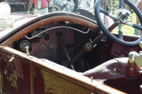 1913 Rolls-Royce Silver Ghost.  Chassis number 2442