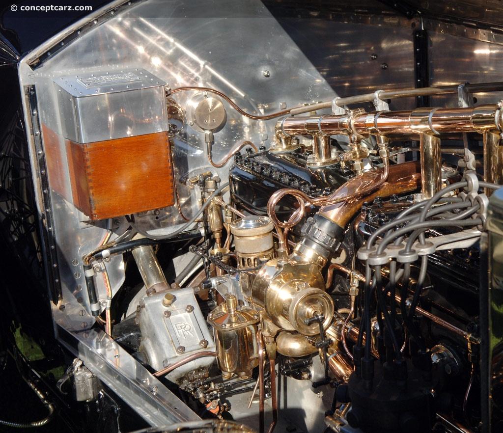 1914 Rolls-Royce Silver Ghost