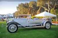 1914 Rolls-Royce Silver Ghost image.