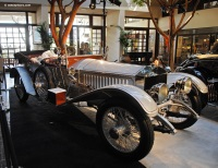 1915 Rolls-Royce 40/50 HP Silver Ghost.  Chassis number 23ED