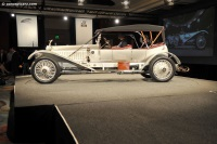 1915 Rolls-Royce 40/50 HP Silver Ghost image.