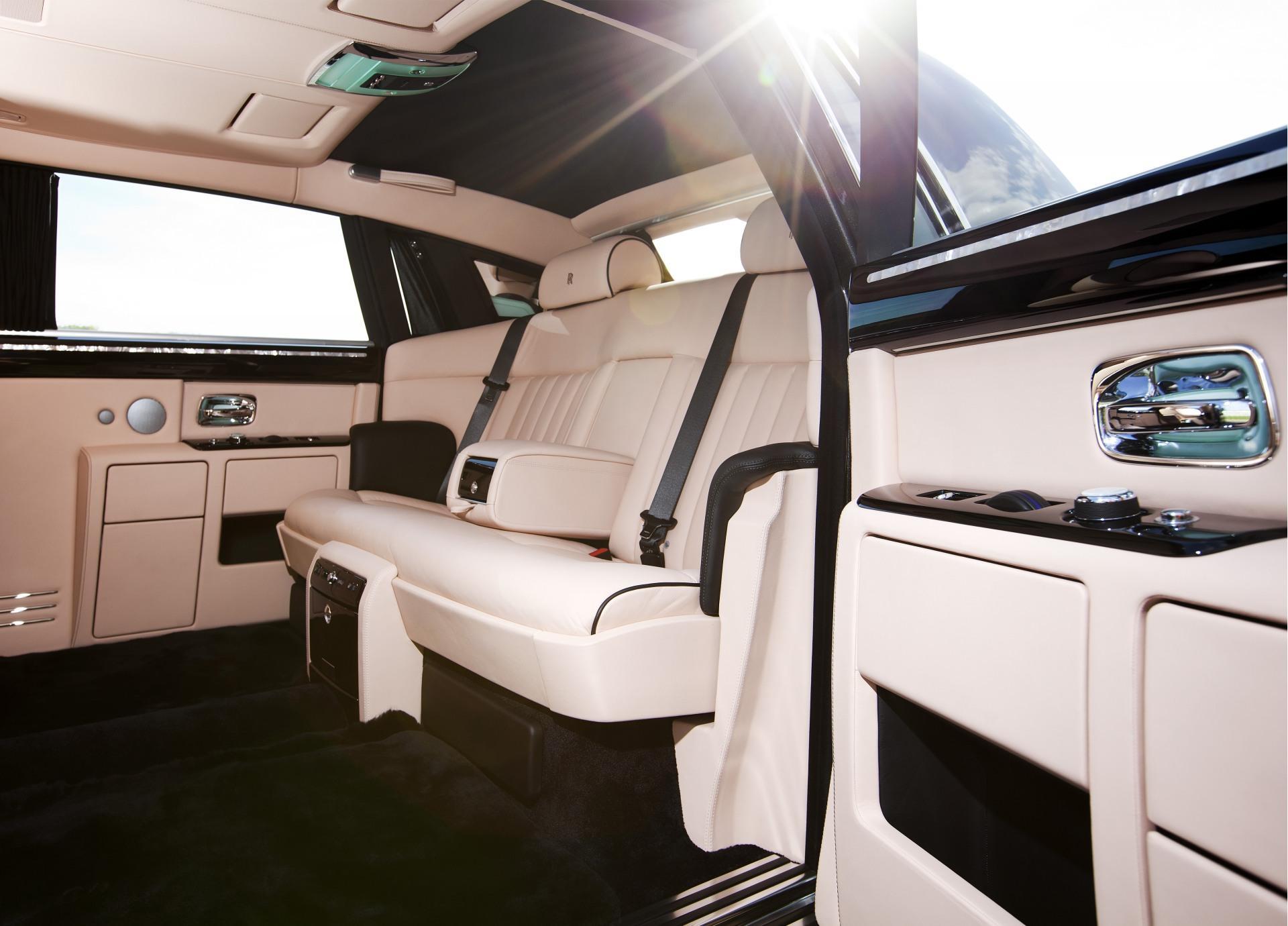 2010 Rolls-Royce Phantom Bespoke LWB