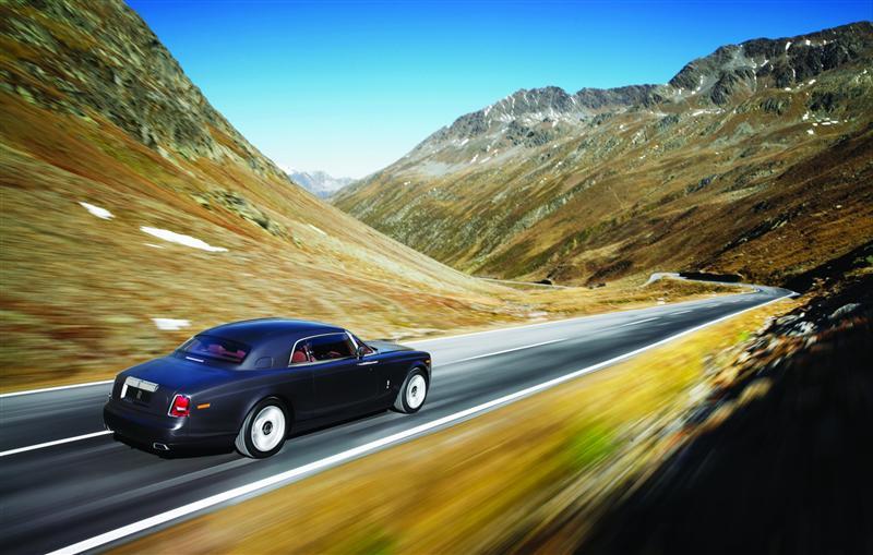 2010 Rolls-Royce Phantom Coupe