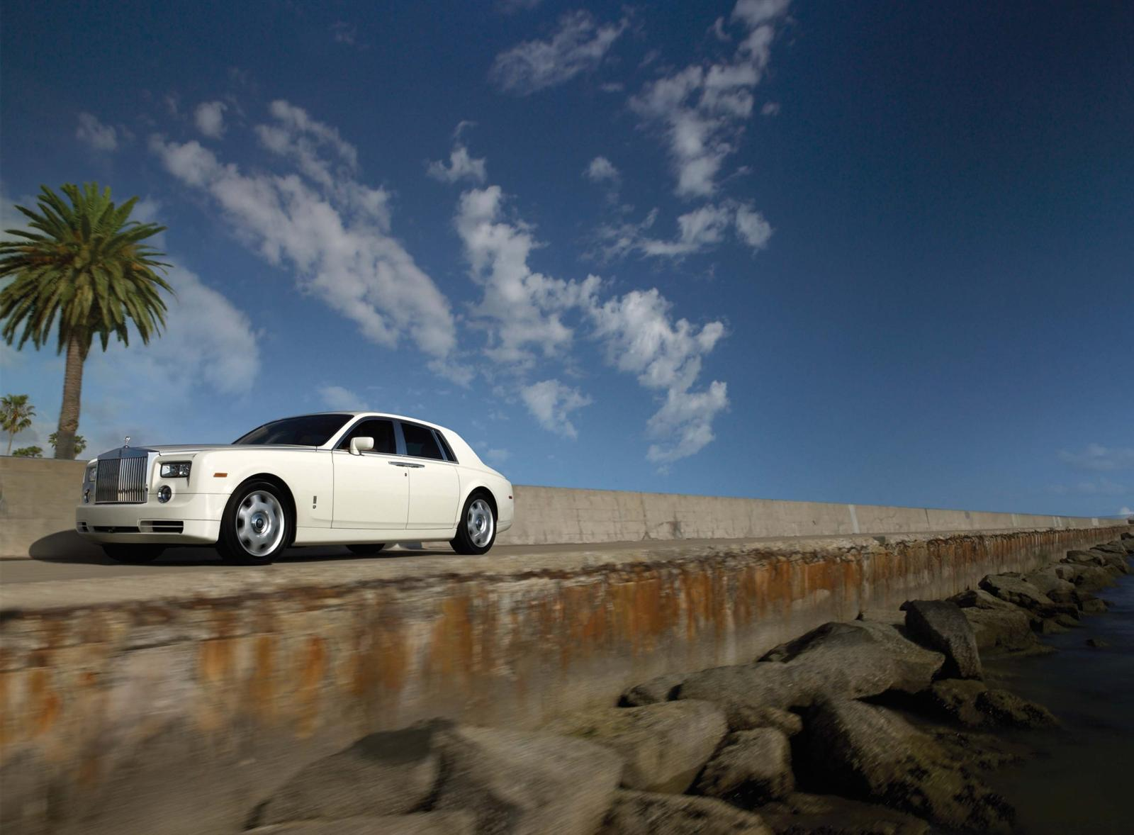 2010 Rolls-Royce Phantom
