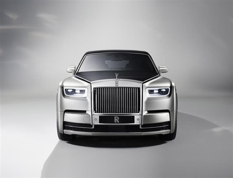 Rolls-Royce Phantom pictures and wallpaper