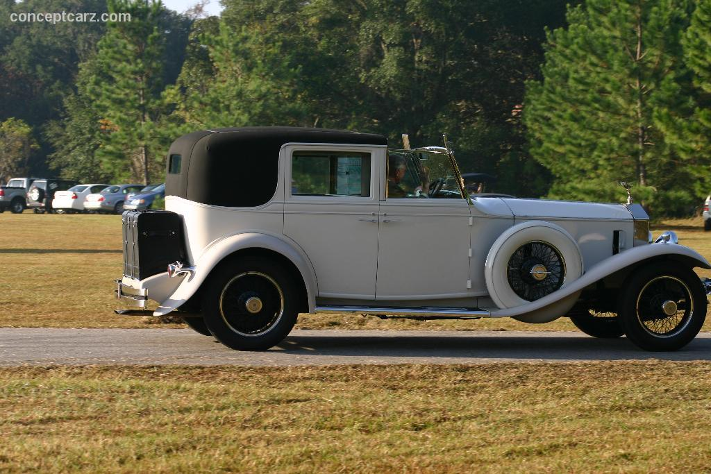 1920 Rolls Royce Silver Ghost Image