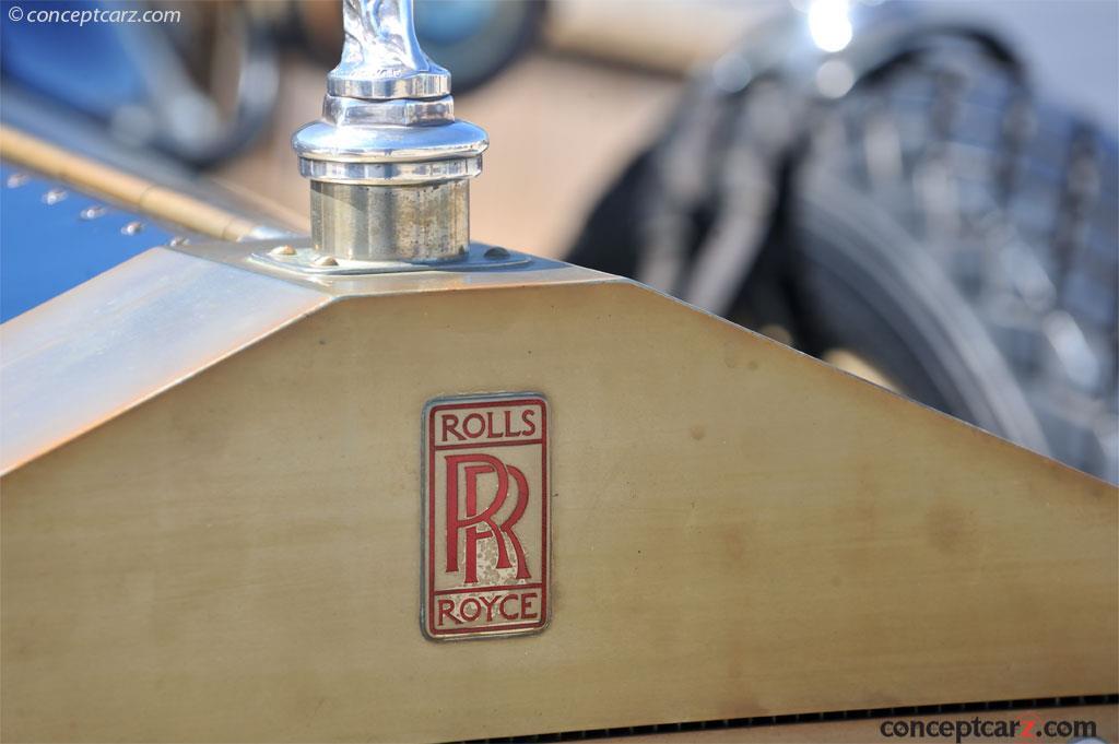 1922 Rolls-Royce Silver Ghost