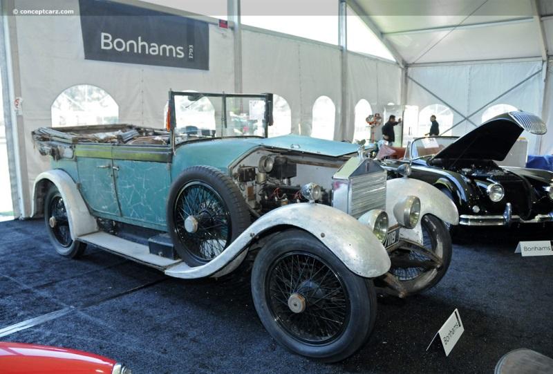 1923 Rolls-Royce 20 HP