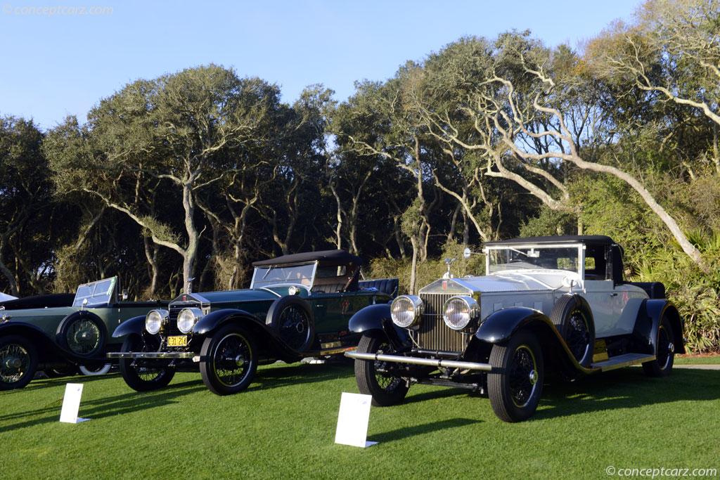 1923 Rolls Royce Silver Ghost Image