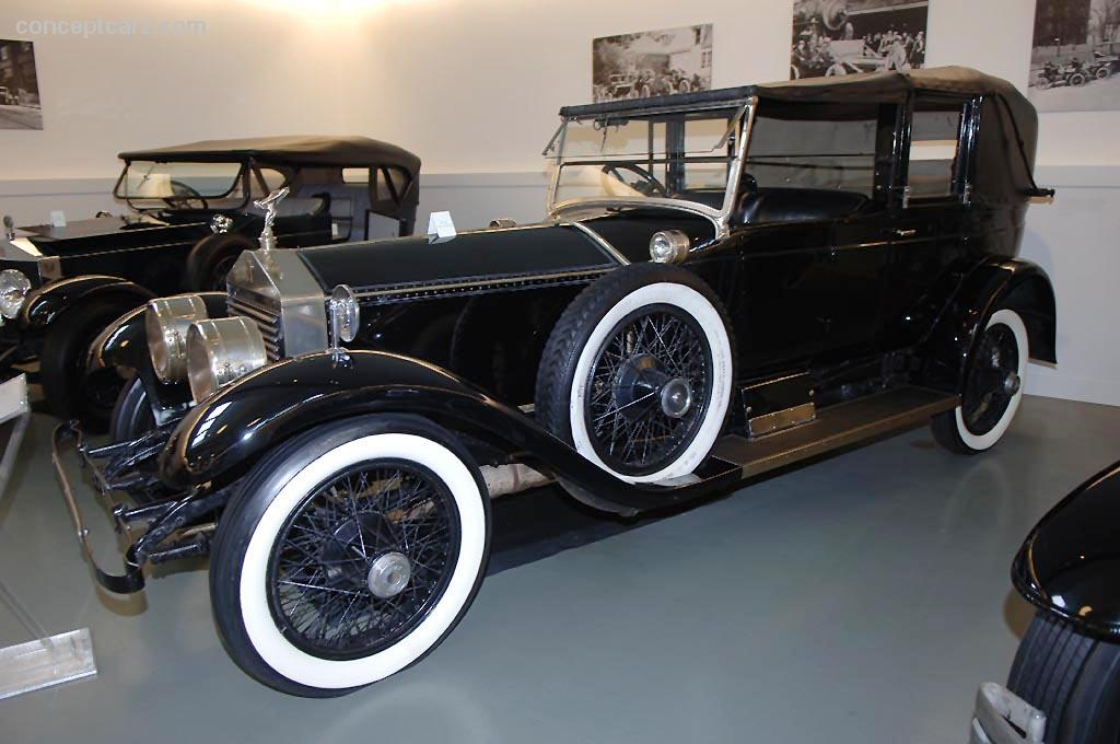 1923 Rolls-Royce Silver Ghost Image. Photo 146 of 157