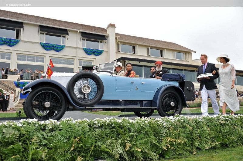 1924 Rolls-Royce 20 HP