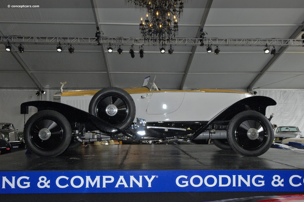 1925 Rolls Royce Phantom I Image Chassis Number 9lc