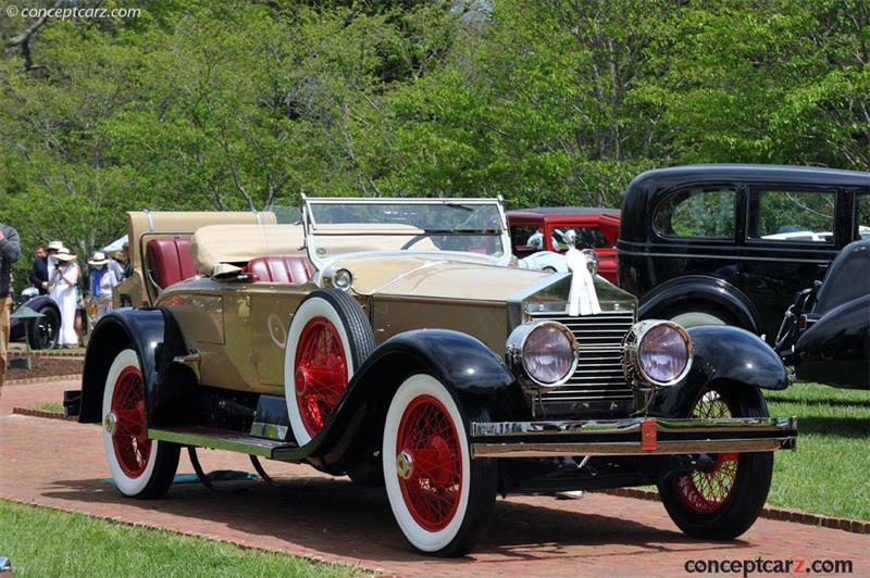 1925 Rolls-Royce Silver Ghost
