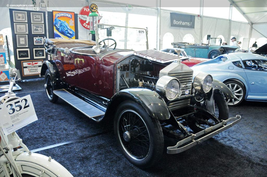 1925 Rolls-Royce 20 HP