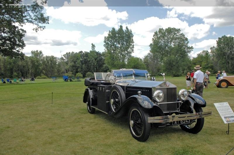 1926 rolls royce phantom i conceptcarz com 1926 rolls royce phantom i