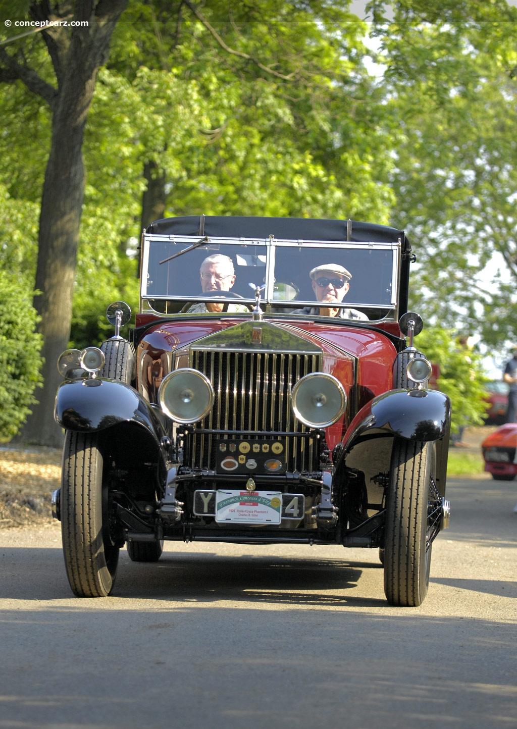 1926 Rolls-Royce Phantom I