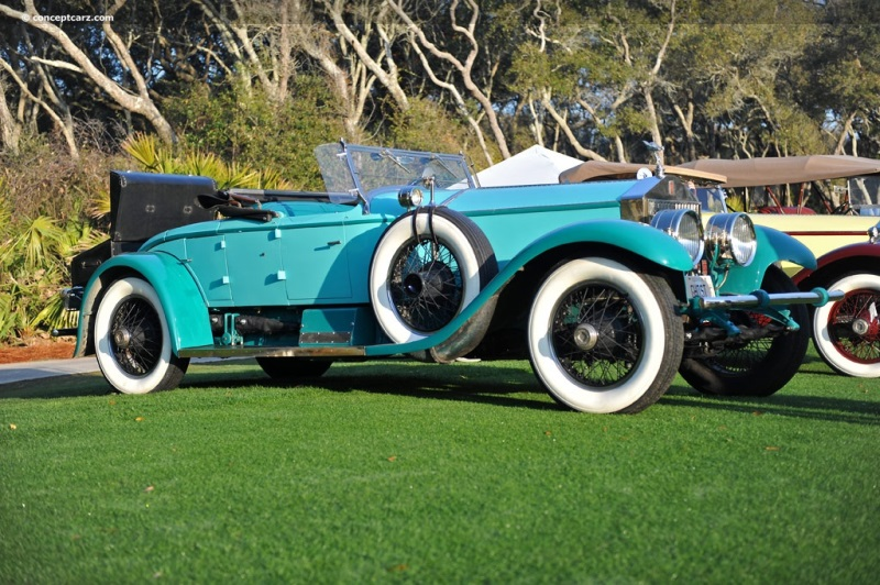 The Best 1926 Rolls-Royce Springfield Silver Ghost