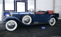 1926 Rolls-Royce Silver Ghost.  Chassis number S400RK
