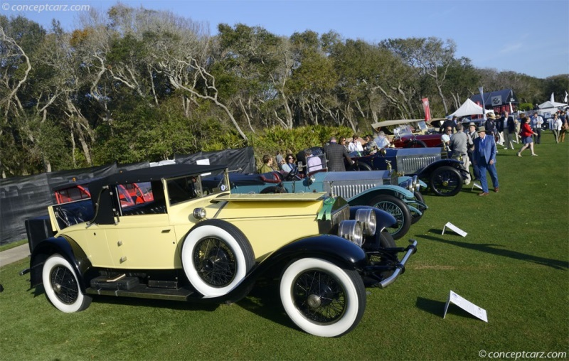 1926 rolls royce silver ghost chassis s3345rl 1926 rolls royce silver ghost chassis