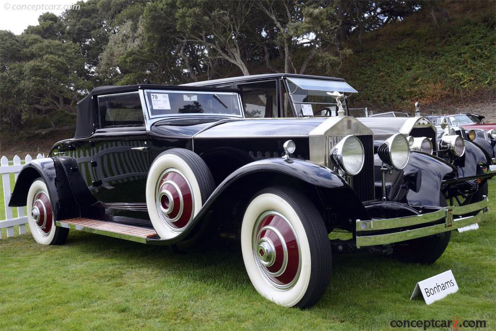 1927 Rolls Royce Phantom I photo