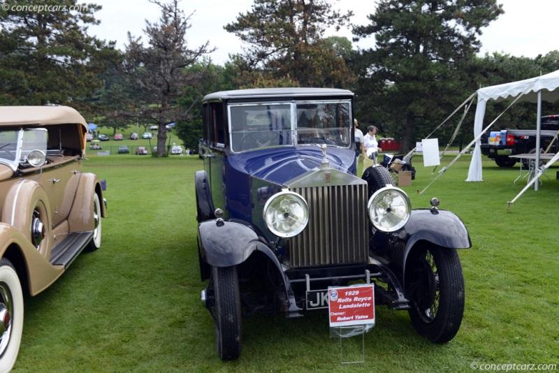 1929 Rolls-Royce 20