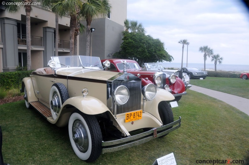 1929 Rolls-Royce Phantom I