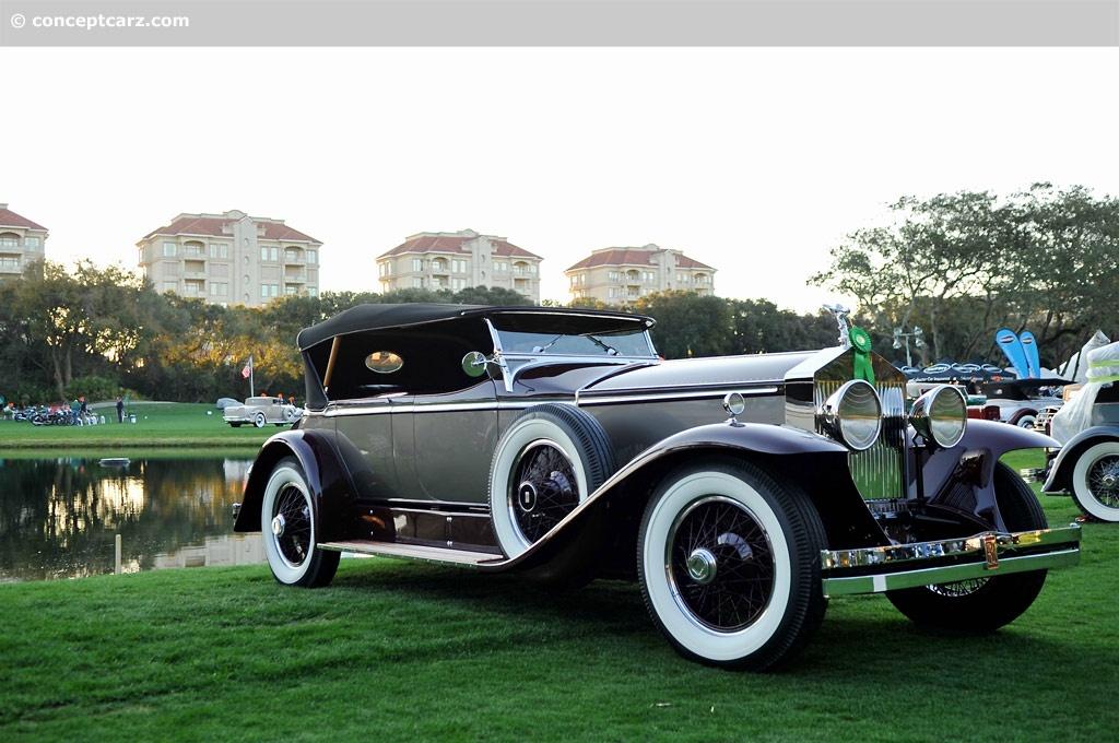 1929 Rolls Royce Phantom I Image