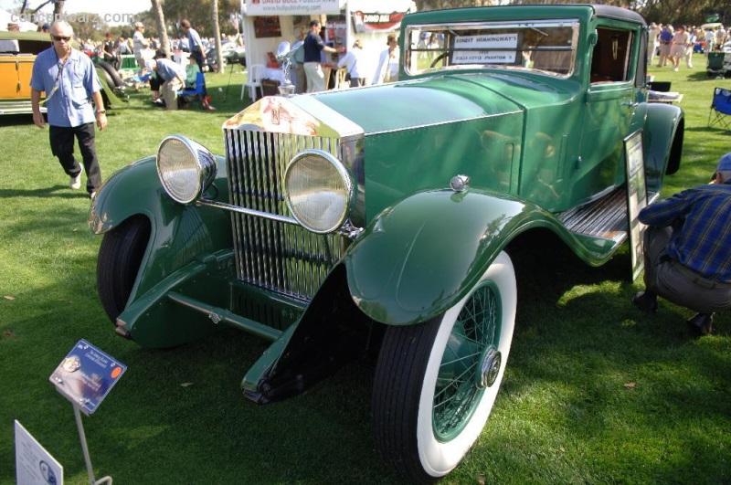 1929 Rolls-Royce Phantom II