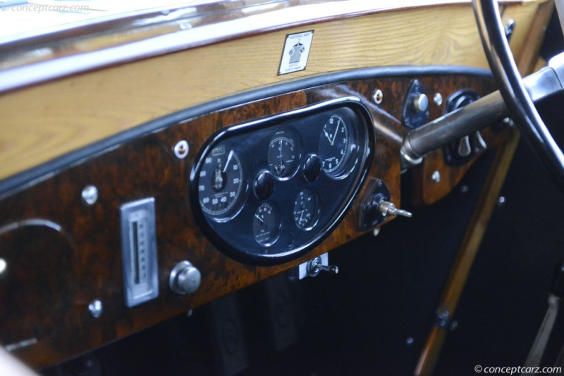 1930 Rolls-Royce Phantom II