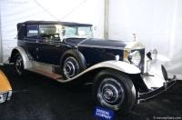 1930 Rolls-Royce Phantom I.  Chassis number S126PR