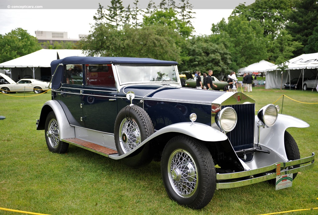 Auction results and sales data for 1930 Rolls-Royce ...