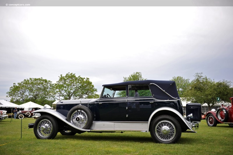 Rolls-Royce Phantom I pictures and wallpaper