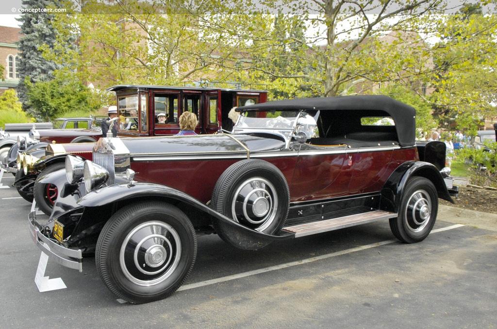 1931 Rolls Royce Phantom I Image