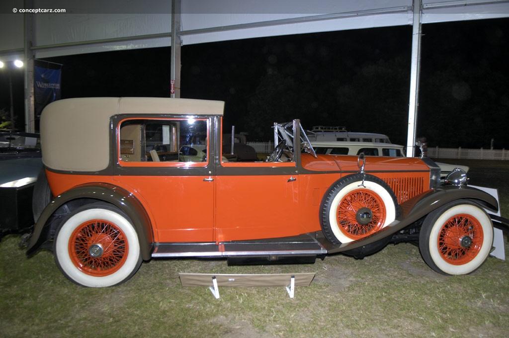 1931 Rolls Royce Phantom Ii Image Chassis Number 125gy