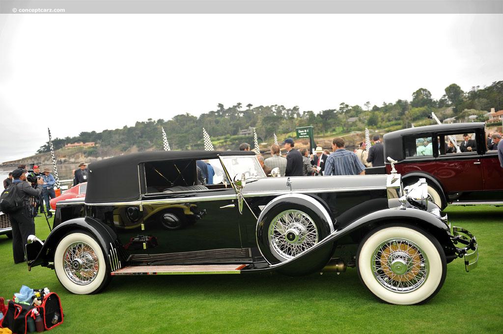1932 Rolls Royce Phantom Ii Image Chassis Number 239ajs