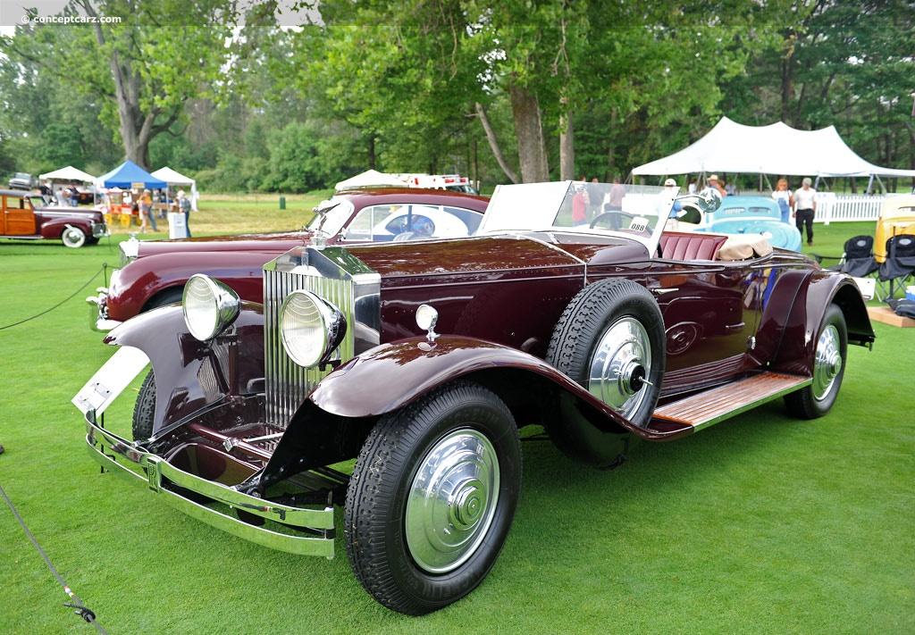 1932 Rolls Royce Phantom Ii Image