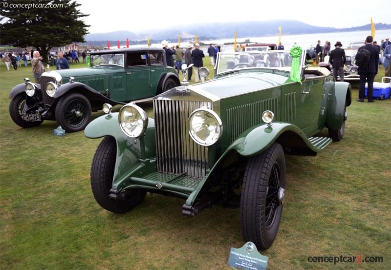 1932 Rolls Royce Phantom Ii Image Chassis Number 20ms
