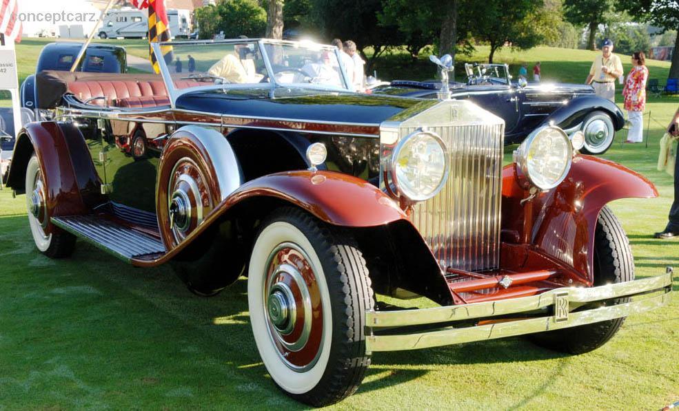 1932 Rolls Royce Phantom Ii Image Https Www Conceptcarz