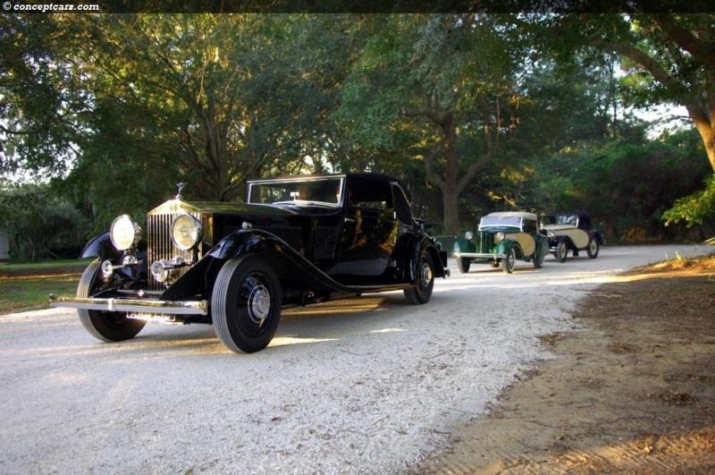 1933 Rolls-Royce Phantom II Continental