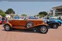 1933 Rolls-Royce Phantom II.  Chassis number 184PY