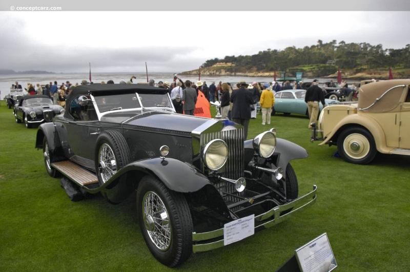 1933 Rolls-Royce Phantom II