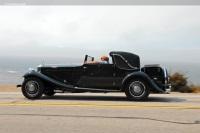 1933 Rolls-Royce Phantom II Continental image.